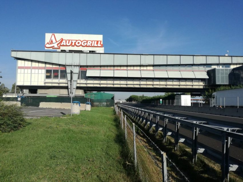 PROBLEMI STRUTTURALI, CHIUSO L'AUTOGRILL DI MONTEPULCIANO SULLA A1.  L'AUTOSTRADA PER ORA RIMANE APERTA…