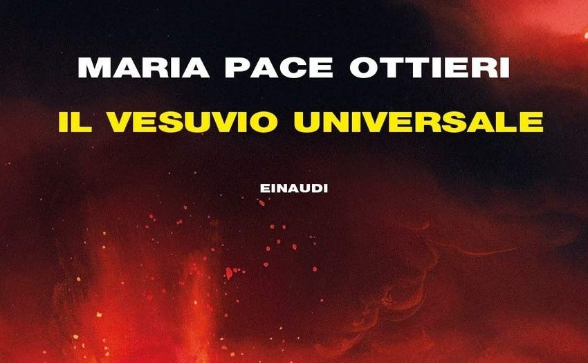 UN LIBRO, UNA DOMANDA: COME SI FA A VIVERE CON LA MINACCIA DEL VESUVIO UNIVERSALE?