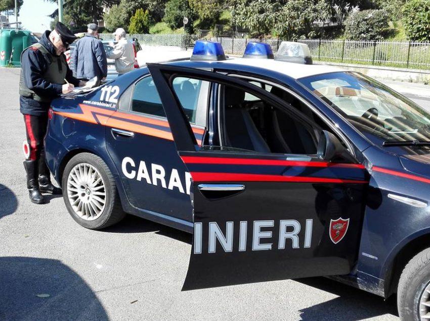 CAMORRISTA ARRESTATO A BETTOLLE: DEVE SCONTARE 17 ANNI DI CARCERE