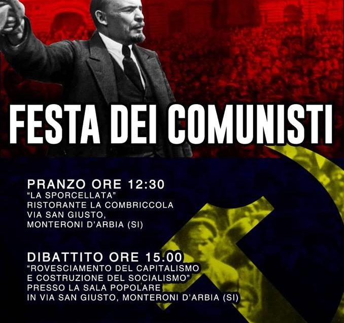 I COMUNISTI TORNANO A FAR FESTA: OCCHIO ALLA SINDROME DELLA MORTADELLA!