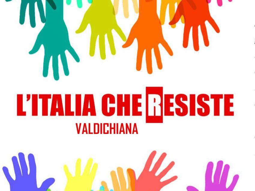 """L'ITALIA CHE RESISTE: CASO SEA WATCH, SABATO 2 FEBBRAIO MANIFESTAZIONE A SINALUNGA """"CONTRO LE POLITICHE BARBARE E DISUMANE DEL GOVERNO"""""""