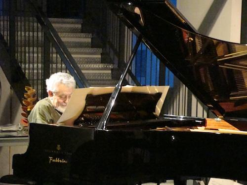 QUEL VIAGGIO CON IL MAESTRO. RICORDO DI MARIO BERTONCINI, MUSICISTA ECCELSO E NON SOLO.