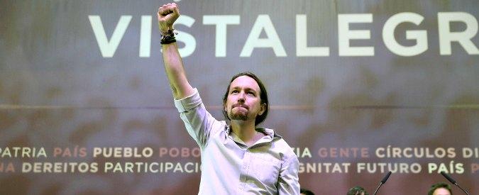 IN SPAGNA PODEMOS  APRE AL GOVERNO CON I SOCIALISTI DI SANCHEZ. E SE ANCHE A CHIUSI I PODEMOS COMINCIASSERO A PARLARE CON BETTOLLINI?