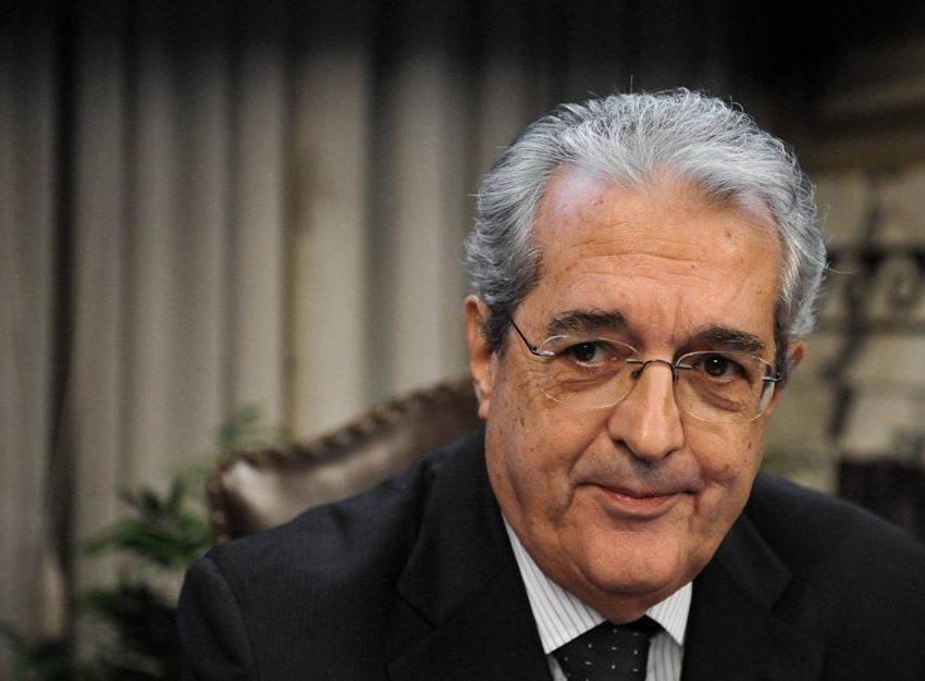 MUORE FABRIZIO SACCOMANNNI, PRESIDENTE DI UNICREDIT ED EX MINISTRO. CETONA PERDE UNO DEI SUOI VIP