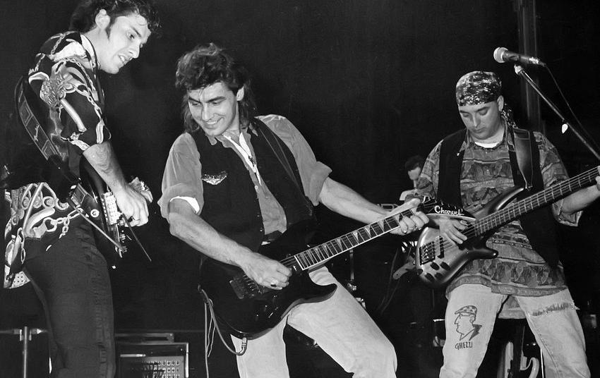 27 AGOSTO '91, LIGABUE A MOIANO. QUANDO LE FESTE DI PARTITO PROPONEVANO MUSICA SERIA…