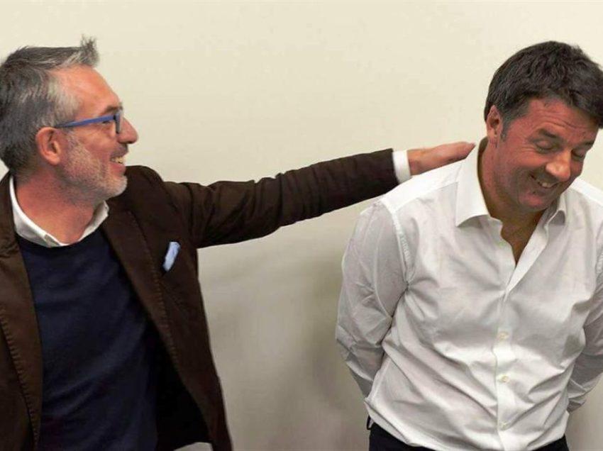 ADIOS PD, STEFANO SCARAMELLI VA CON RENZI IN ITALIA VIVA