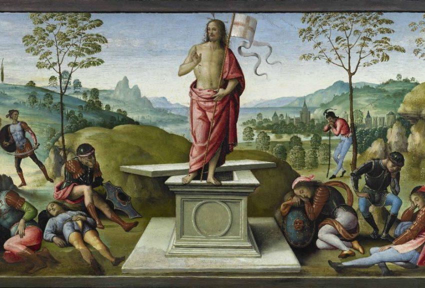 L'EMERGENZA, LA PASQUA E LA RESURREZIONE…