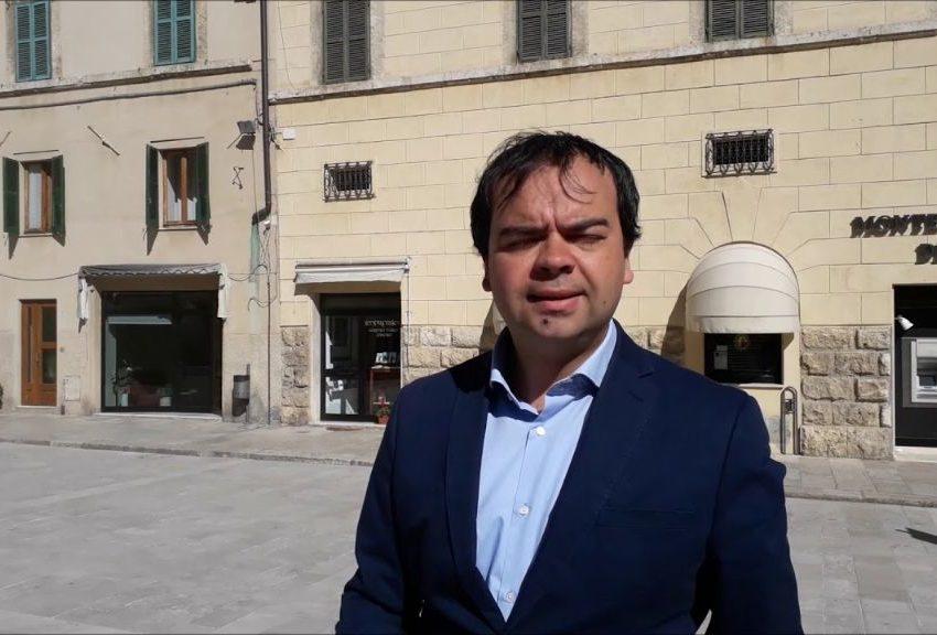 CETONA, IL SINDACO COTTINI RAMMARICATO PER LE DIVISIONI NELL'OPPOSIZIONE