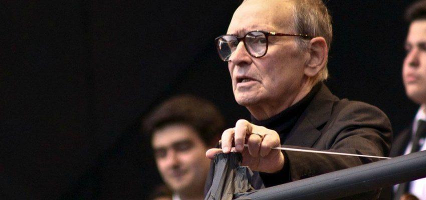 ADDIO A MORRICONE, MAESTRO DELLE MUSICHE DA FILM (E NON SOLO)