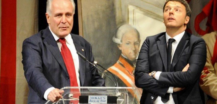 TOSCANA, GIA' SCRICCHIOLA L'ALLEANZA GIANI-RENZI. E A CHIUSI SCARAMELLI FA SAPERE CHE ITALIA VIVA E' SUL MERCATO