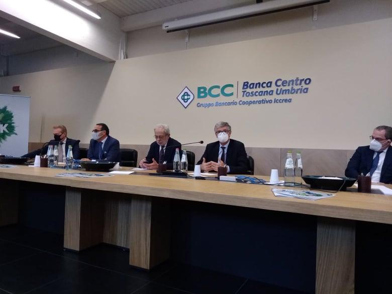 """BANCA CENTRO: IL COMMIATO DI """"RE PALMIRO"""", IL POLITICO DIVENTATO BANCHIERE"""