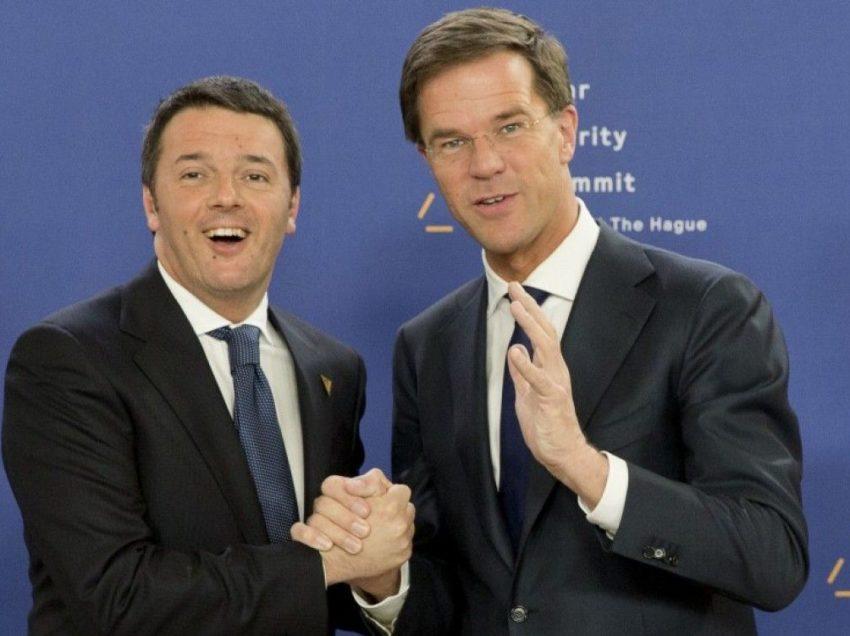 CRISI DI GOVERNO. ITALIA E OLANDA TRAVOLTE DA UN INSOLITO DESTINO