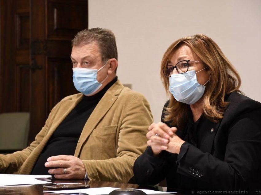 TESEI E COLETTO NELLA BUFERA: UNA PETIZIONE VIA WEB CHIEDE IL COMMISSARIAMENTO DELLA SANITA' UMBRA