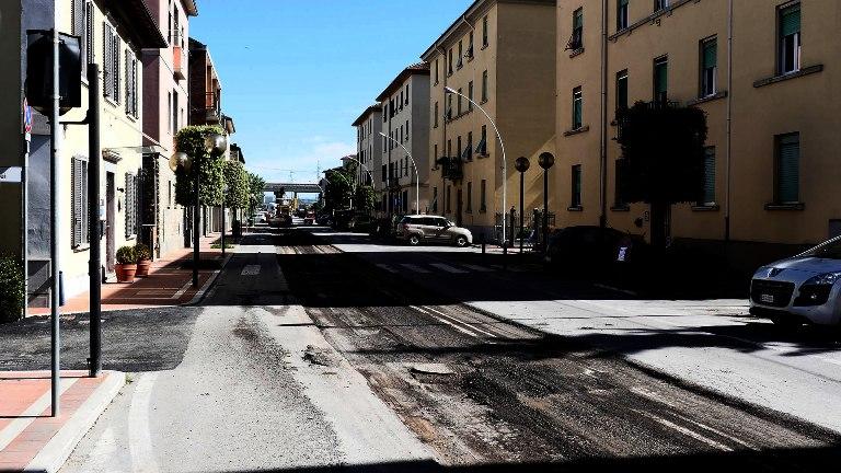 CHIUSI, FERROVIERE 65ENNE IN PENSIONE TROVATO MORTO IN CASA