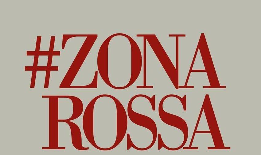 ZONA ROSSA PER LA PROVINCIA DI PERUGIA E 6 COMUNI DEL TERNANO