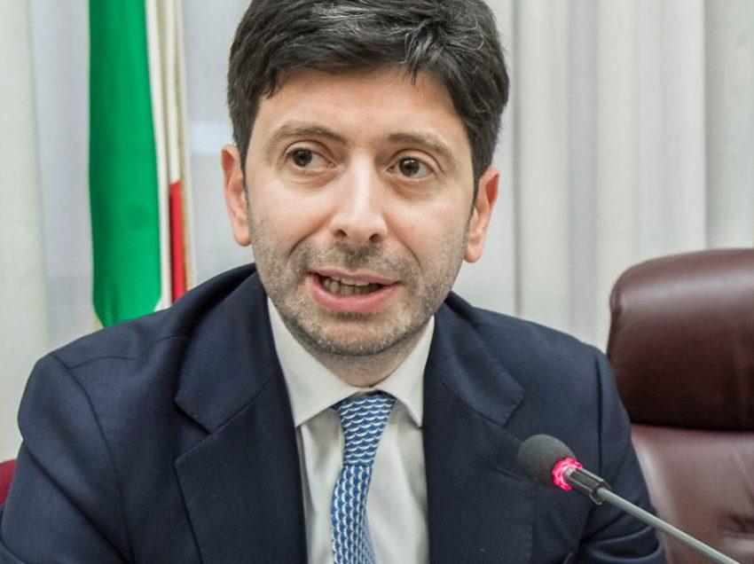 """IL MINISTRO SPERANZA: """"ACCANTONARE DOSI DI VACCINO PER INTERVENTI MASSIVI NELLE ZONE FOCOLAIO"""". IL TEOREMA CHIUSI STA PASSANDO"""