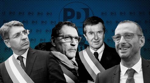 """PD, IL PARTITO DEI SINDACI CHIEDE SPAZIO E PESO POLITICO. LETTA E' AVVERTITO: """"CAMBIARE STRADA!"""""""