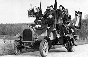 CHIUSI, L'ECCIDIO E LA NOTTE DEI FUOCHI DEL 19 MAGGIO 1921