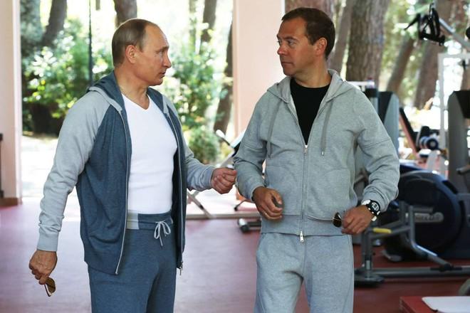 INTERESSI RUSSI IN VALDICHIANA: IL NUMERO 2 DI PUTIN, MEDVEDEV, INVESTE A CHIANCIANO?